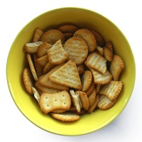 Biscuits (cookies) or Crackers